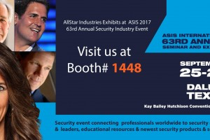 64th Annual ASIS Security Industry Seminar and Exhibition – Sept 25-28