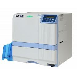 SECUMIND CX-330 Card printer color retransfer dual-side USB Mag