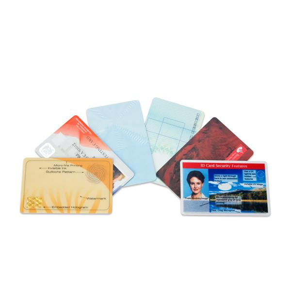 ID CARD CUSTOM PRINT 1 SIDE COLOR 500 PACK