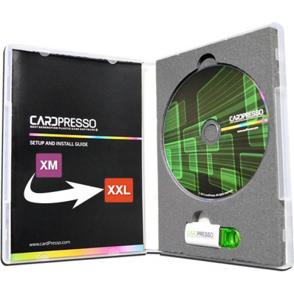 cardPresso XM to XXL ID Card Software (Upgrade)