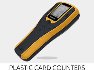ID Plastic Card Counters