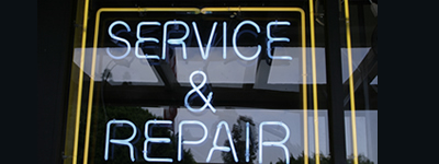 Repair service Guarantee